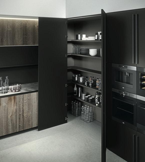 Atelier Cuisines SA - Rangements astucieux